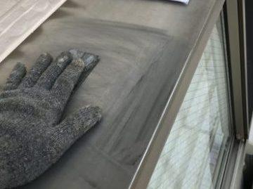 付帯物塗装 下地処理