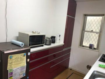 神奈川県平塚市:HA様:キッチン棚リフォーム