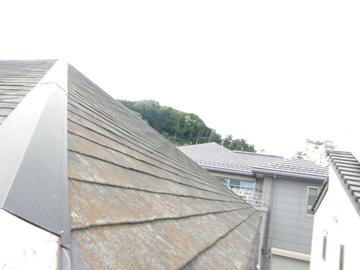 屋根:4(やや重度)
