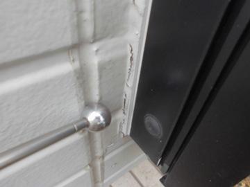 外壁:4(やや重度)シーリング処理
