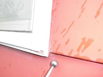 (外壁)シールジョイント・目地部:4(やや重度)