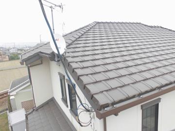 屋根:1(軽度)