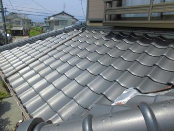 屋根:2(やや軽度)