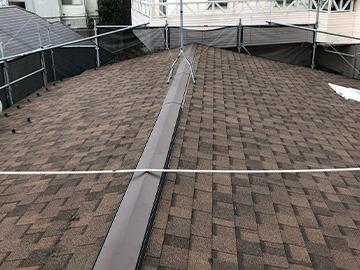 屋根葺き替え:施工後