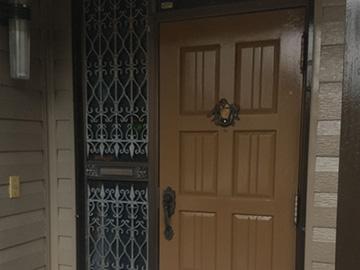 ドア:施工後