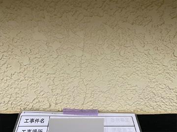外壁:補修前