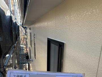 外壁:施工後・2階