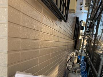 外壁:施工後・1階