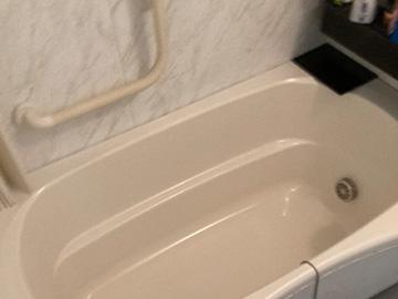 浴槽:施工前