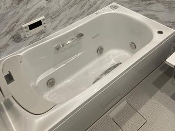 浴槽:施工後