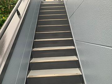 階段(防水):施工後